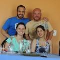 El Calafate: Carlos, Aisha (y Corchito)