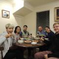 Auckland: Helen, Sherry, Guang i Daniel