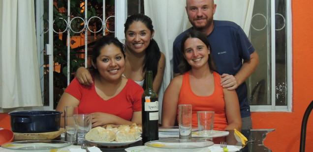 Cancún: Vera i Brenda