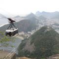 Rio de Janeiro, núvols i calor