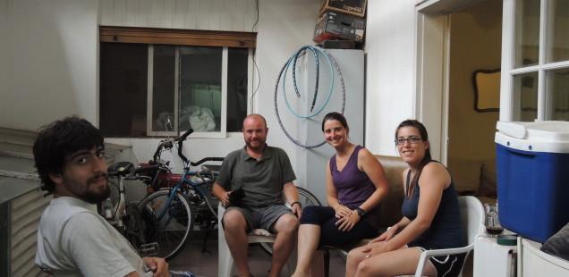 Mendoza: Paula i Nacho