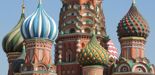 Primers dies a Moscou