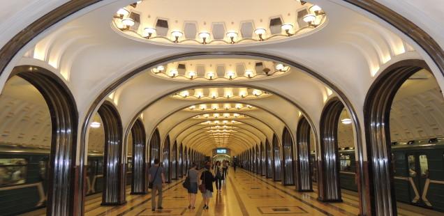 Passejant per Moscou