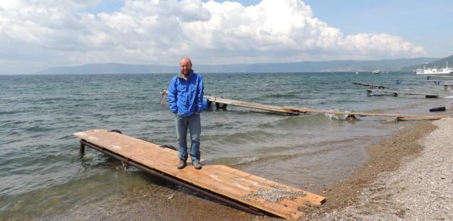 Mal temps al Baikal