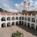 Sucre, la ciutat on va néixer Bolívia