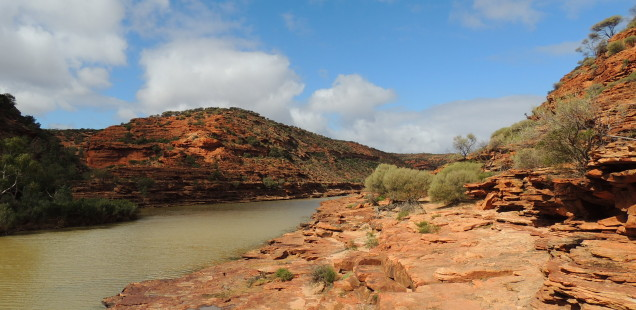 Kalbarri, you'll love it!