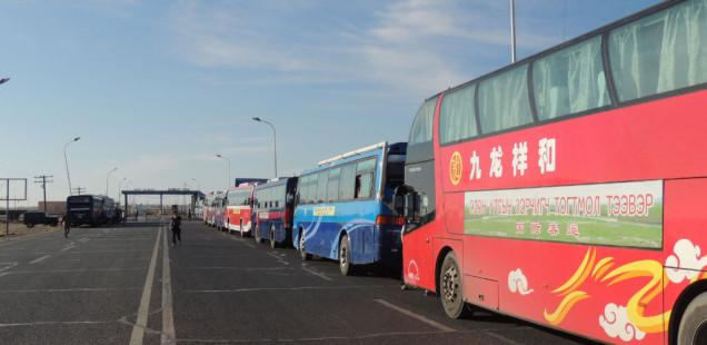 Odissea per arribar a Beijing
