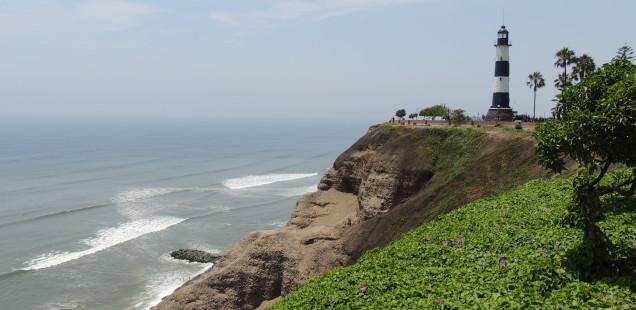 Cap d'any a Lima