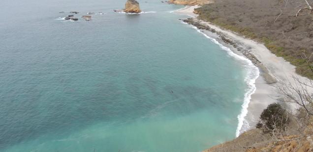 Relax a la costa d'Equador