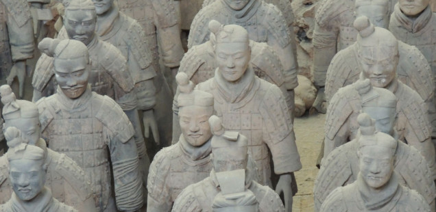 Aniversaris a Xian