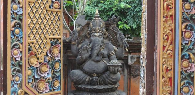 Ubud, temples i camps d'arròs