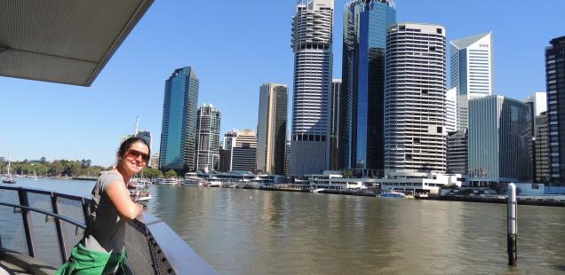 Un dia a Brisbane