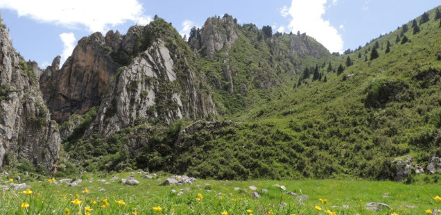 Langmusi, dos dies entre muntanyes