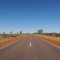 De camí a l'Uluru