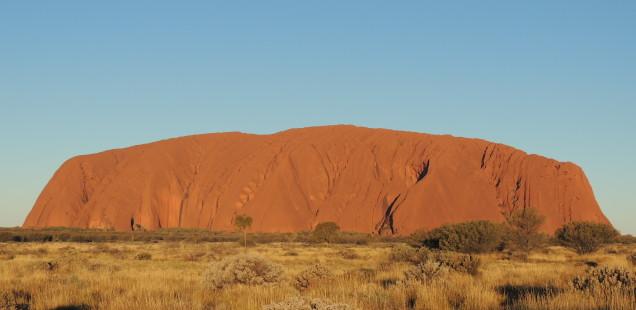 Uluru, el cor espiritual d'Austràlia