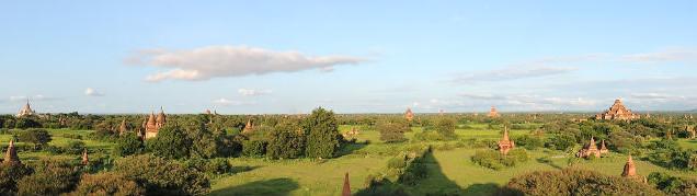 Els temples de Bagan