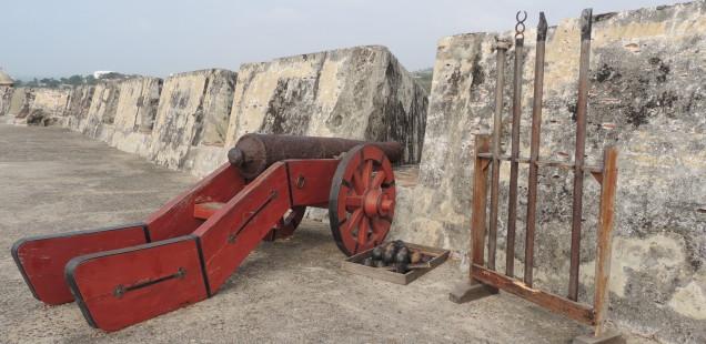 Cartagena de Indias: muralles, història i molta calor