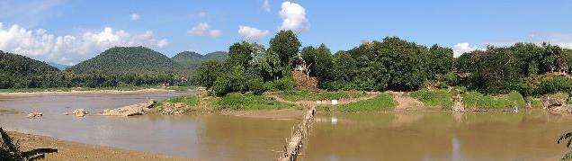 Luang Prabang i un comiat exprés de Laos