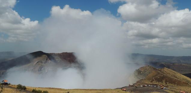 Llacs, volcans i platja a Nicaragua