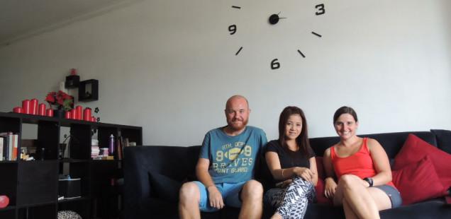 Kuala Lumpur: Emilia