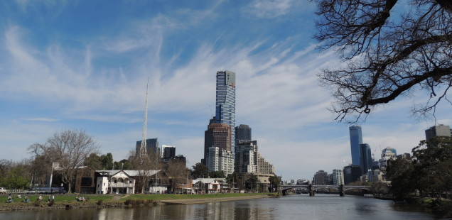 Melbourne, the place to be