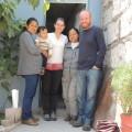 Arequipa: Leonor, Yola i Adriel